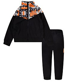 Baby Boys Tricot Tracksuit