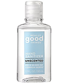 Unscented Hand Sanitizer, 1.7-oz.
