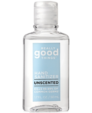 Really Good Things Unscented Hand Sanitizer, 1.7-oz.