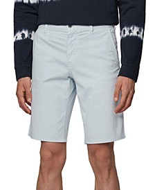 BOSS Men's Schino Slim-Fit Chino Shorts