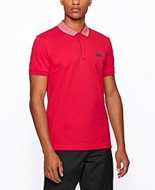 BOSS Men's Paddy Regular-Fit Polo Shirt