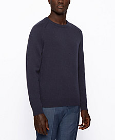 BOSS Men's Davido Regular-Fit Sweater