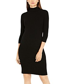 Maternity Turtleneck Dress