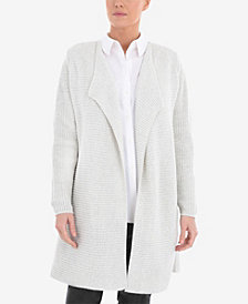 Live Unlimited Plus Size Dipped Front Cardigan