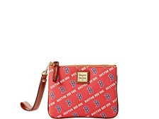 Dooney & Bourke Boston Red Sox League Collection Stadium Wristlet