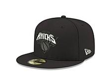 New York Knicks Elements B-Dub 59FIFTY Cap
