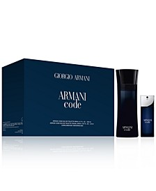 Men's 3-Pc. Armani Code Travel With Style Set