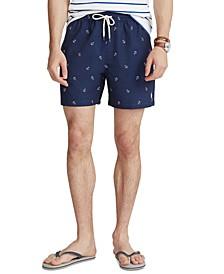 """Men's 5.75"""" Traveler Swim Trunks"""