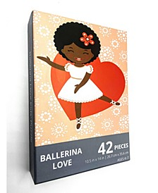 Ballerina Love Puzzle