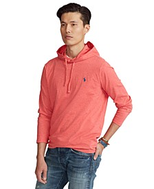 Men's Cotton Jersey Hooded T-Shirt
