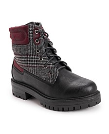 Women's Catalina Laceup Booties