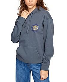 Juniors' Hooded Sweatshirt