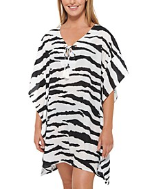 Spell Bound Caftan Cover-Up Dress