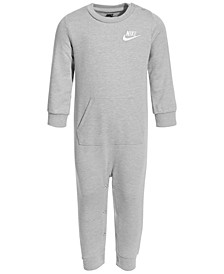 Baby Boys' Stretch French Terry Coverall