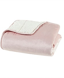 "Velvet to Berber Weighted Blanket, 60"" x 80"" - 15 lbs"