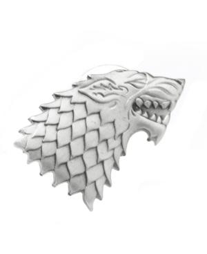 Men's Stark Dire Wolf Antiqued Lapel Pin