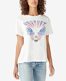 Journey Cotton Graphic T-Shirt