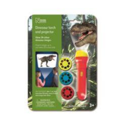 Natural History Museum Dinosaur Flashlight and Projector