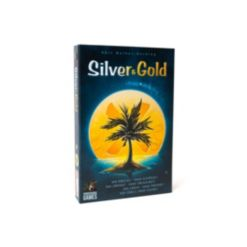 Silver-Tone and Gold-Tone Card Game