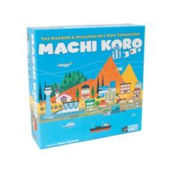 Machi Koro 5th Anniversary Expansion Board Game