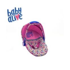 Baby Alive Toy Doll Car Seat with Canopy