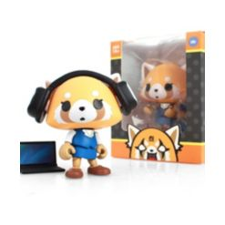 The Loyal Subjects Aggretsuko - Office Action Vinyl Figure