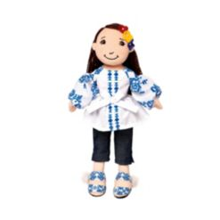 Manhattan Toy Company Groovy Girls Special Edition Willow - 2019 Release Soft Toy Fashion Doll