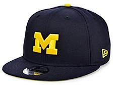 Michigan Wolverines Core 9FIFTY Snapback Cap
