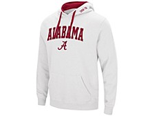 Alabama Crimson Tide NCAA Men's Arch Logo Hoodie