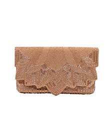 Art Deco Beaded Envelope Clutch