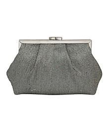 Shimmer Pouch Clutch