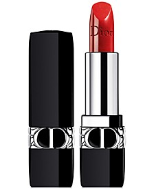 Rouge Dior Metallic Lipstick, First at Macy's