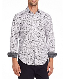 Men's Paisley Shirt