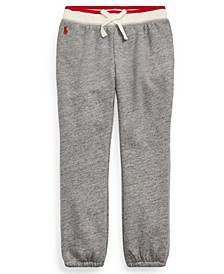 Toddler Girls Cotton-Blend-Terry Jogger Pant
