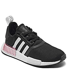 Women's NASA Artemis NMD R1 Casual Sneakers from Finish Line