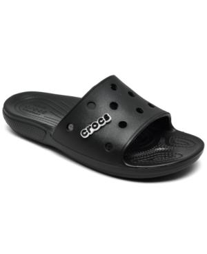Crocs CLASSIC SLIDE SANDALS FROM FINISH LINE