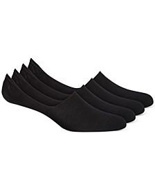Men's 4-Pk. No-Show Socks, Created for Macy's