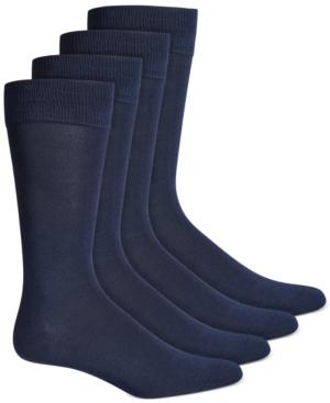 Men's 4-Pk. Textured Socks