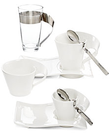 Villeroy & Boch Dinnerware, New Wave Cafe Collection