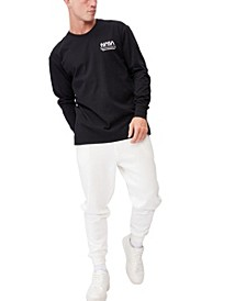 Men's Nasa Long Sleeve T-shirt