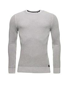 Men's Academy Dyed Texture Crew Sweatshirt