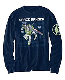 Big Boys Toy Story Space Ranger T-shirt
