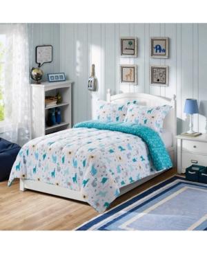Gizmo Comforters & quilts LLAMA 3-PIECE COMFORTER SET, FULL BEDDING