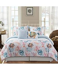 Catalina 5-Piece Comforter Set, King