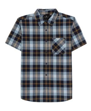 Men's Shepard Short Sleeve Plaid Shirt