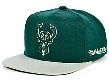 Milwaukee Bucks The Drop Snapback Cap