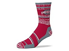 Men's Ohio State Buckeyes Performer Socks