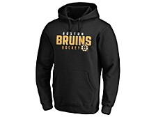 Boston Bruins Men's Empty Netter Hoodie