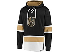 Vegas Golden Knights Men's Power Play Lace Up Hoodie