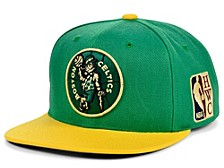 Boston Celtics Patch N Go Snapback Cap